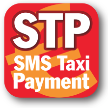 SMS Taxi<br>Payment